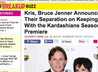 News video: Kris Jenner Files for Divorce; Is the Timing Too Perfect?