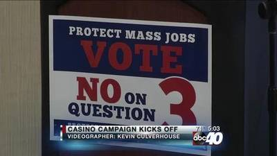 News video: Both Sides in Casino Debate Plan Strategies for Ballot Quest