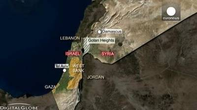 News video: Syrian fighter jet shot down by Israel over the Golan Heights