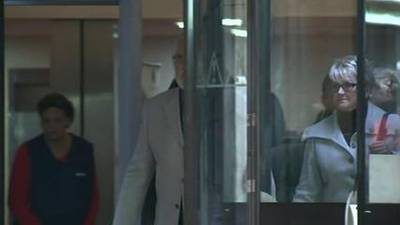 News video: Dave Lee Travis leaves trial after verdict